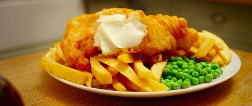 Crisp n Dry – Fish & Chips