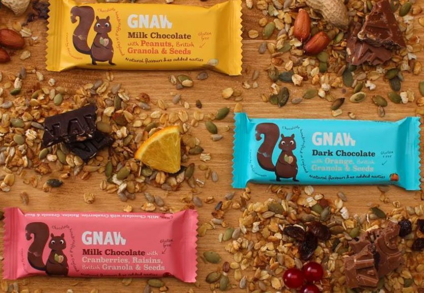 Gnaw Chocolate - Stop Motion by JMS Group