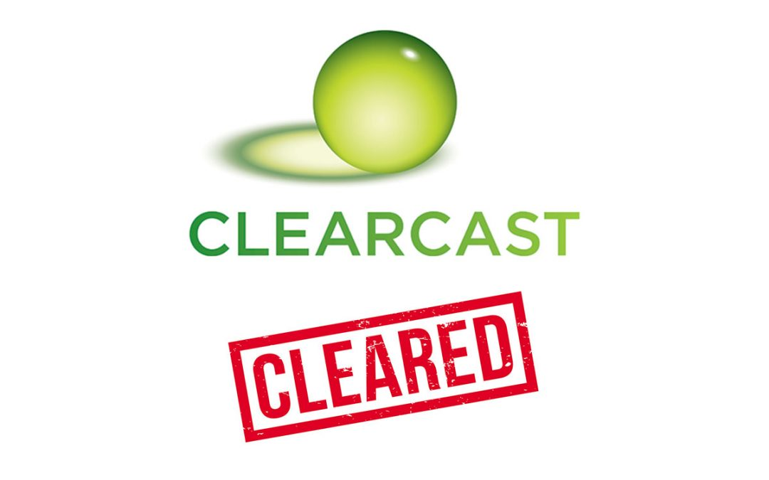 What is Clearcast clearance?