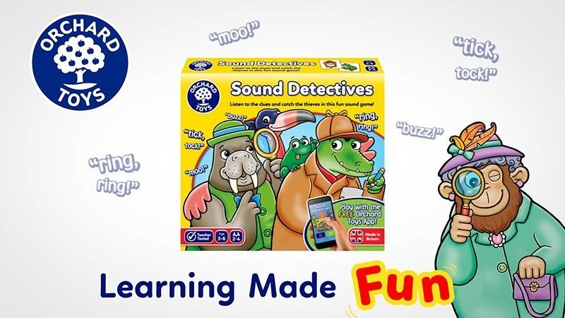 Toy marketing videos produced for Orchard Toys.