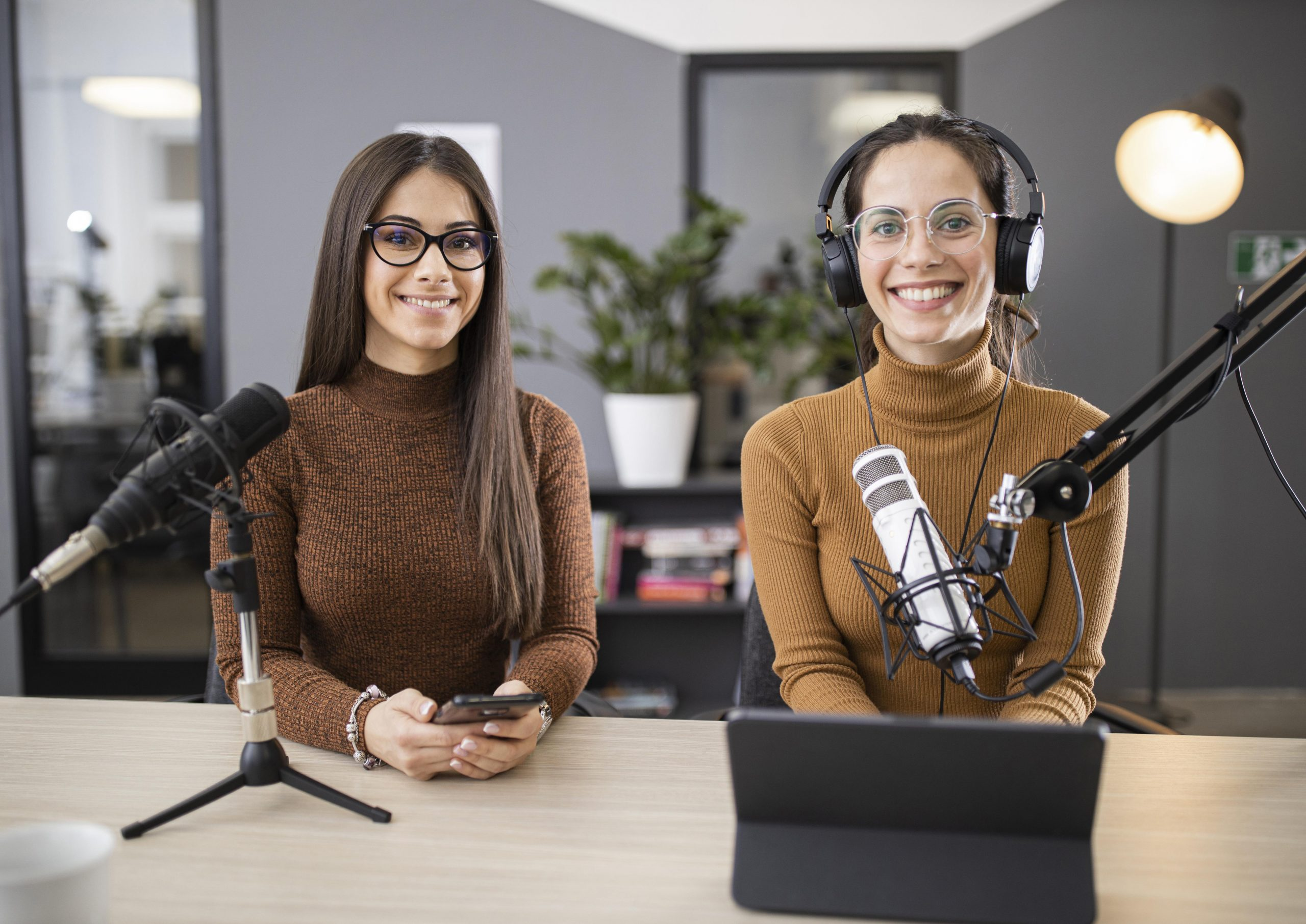 Small business podcast tips.